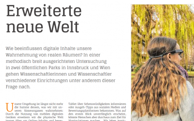 DigitAS featured in University of Innsbruck's wissenswert magazine