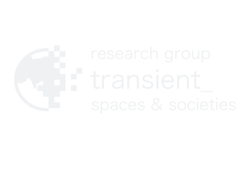 Transient Spaces and Societies
